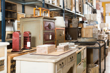 Wide Selection Of Vintage Furniture  In  Store
