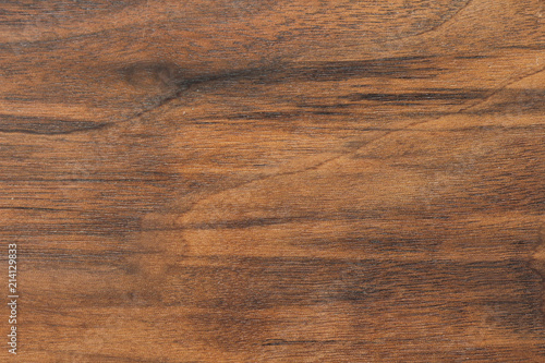 Türaufkleber Holz Wood background or dark brown texture. Texture of old wood use as natural background. Top view of brown black american walnut wood paneling. Copy space
