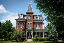Victorian Home And Buildings I...