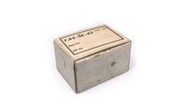 Old Ammo Cardboard Box