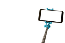 Monopod For Selfie With Smart ...