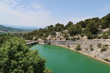 View from the heights of Saint-Saturnin-lès-Apt