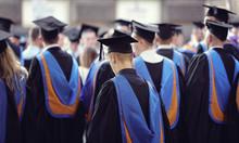 University Graduates At Gradua...