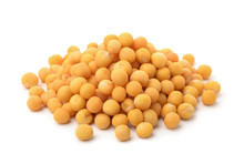 Pile Of Dried Peas