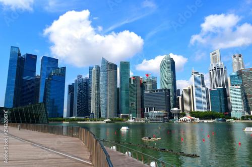 Photo  シンガポール 都市景観