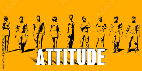 Fotografía  Attitude Concept