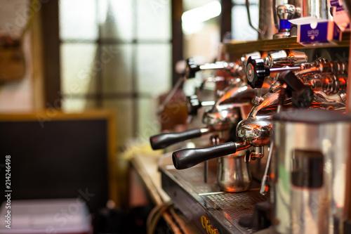 New York coffee professional store