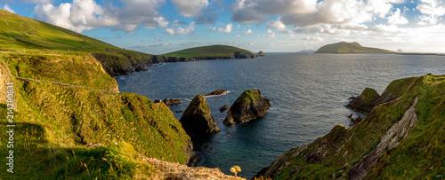 Fotografie, Obraz  Slea Head Drive in County Kerry, Ireland.