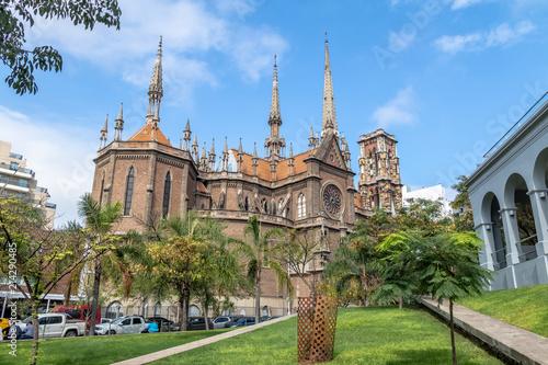 Fotografering  Capuchins Church or Sacred Heart Church (Iglesia del Sagrado Corazon) - Cordoba,