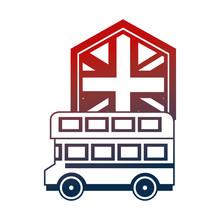 United Kingdom Double Deck Bus...