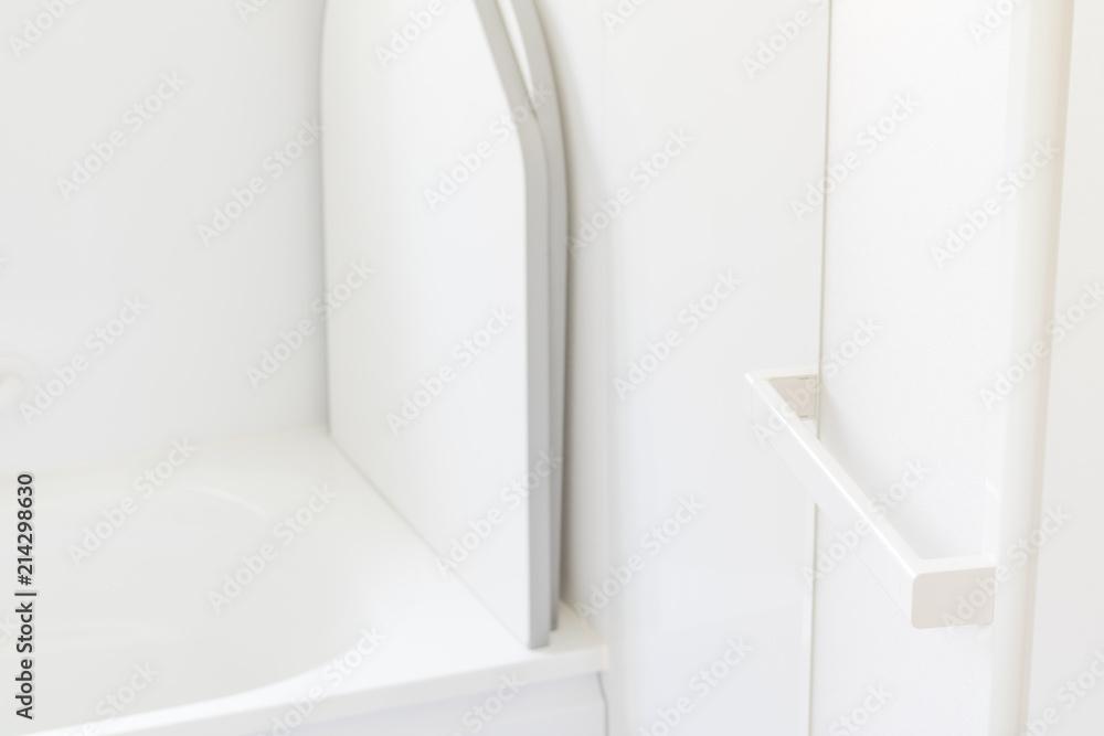 Fototapeta お風呂の入口