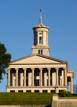 The Tennessee Capitol Building...