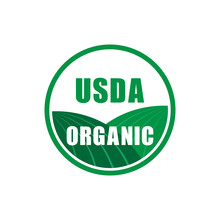 Usda Organic Certified Stamp S...
