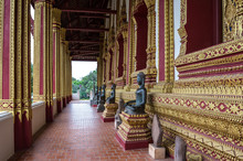 Laos - Vientiane - Wat Phra Ka...