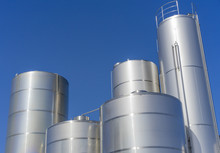Stainless Steel Tanks For The Food Ot Chemical Industry Or Other Purpose