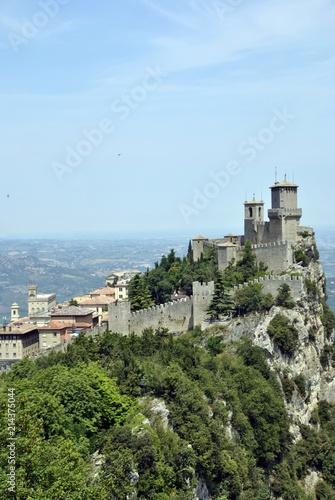 Keuken foto achterwand Buenos Aires Guaita,the first tower of San Marino Republic
