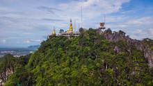 Buddha On The Top Mountain Of ...
