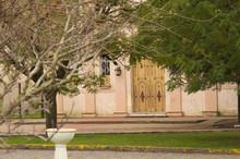 Puerta Principal De Iglesia Vi...