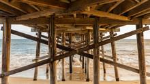 Under The Wooden Pier