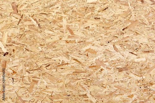 The texture of the plywood panel