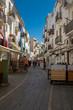 Gasse in der Altstadt von Ibiza