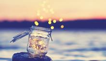 Leuchten Am Strand