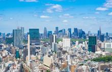 東京都市風景 渋谷・新宿周辺