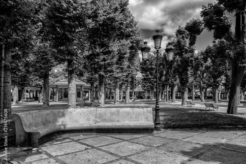 Fotografía  parc des sources à Vichy