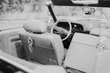 Oldtimer Auto Cabrio