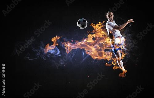 Game hottest moments Fototapet