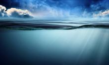 Sea Or Ocean Waves