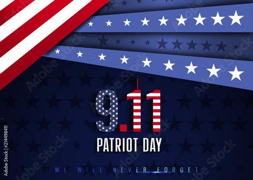Photo  9/11 Patriot Day, September 11