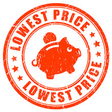 Lowest Price Promise Vector St...