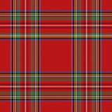 Tartan pattern. Scottish cage background - 214531077