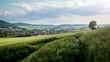 Landschaft im Weserbergland - Hameln
