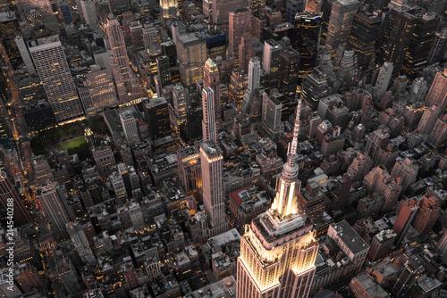Fotografía  Midtown Manhattan Landscape