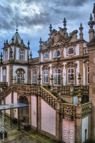 Freixo palace in Porto, Portugal
