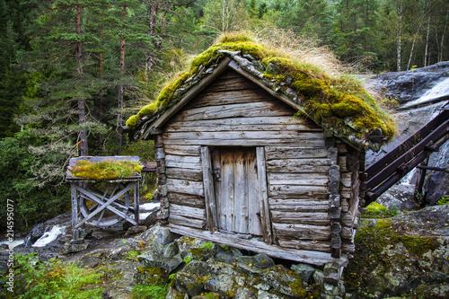Foto op Aluminium Scandinavië Skandinavien