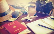 Travel Accessories, Passports,...