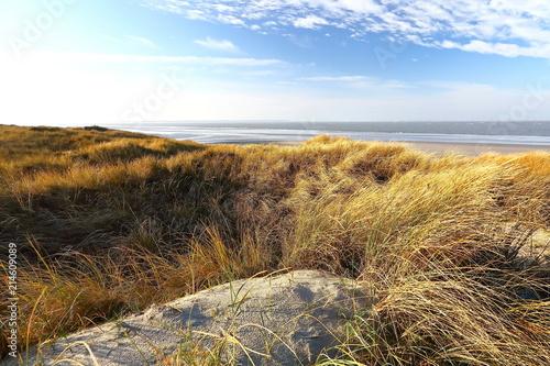 Foto op Aluminium Noordzee Küstenlandschaft Nordsee, Insel Langeoog