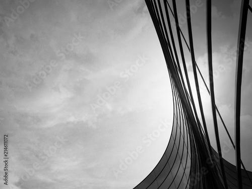 Fototapeta Konstrukcja architektoniczna