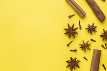 Composition Of Star Anise, Cin...