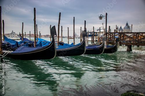 Fotografie, Obraz  Venice Gondola