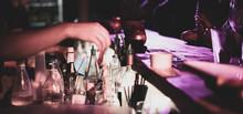 Bar, Nachtleben, Cocktails Trinken