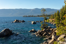 East Shore Of Lake Tahoe, Neva...