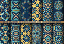 Colorful Arabesque Patterns