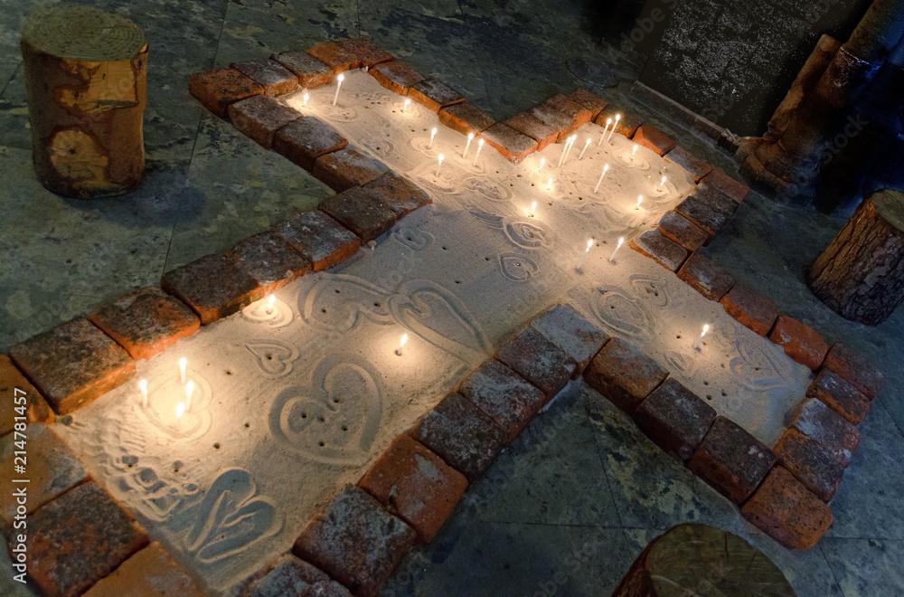 Valokuva  Ziegelkreuz