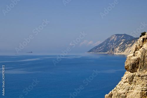 Foto op Plexiglas Kust griechische Küste
