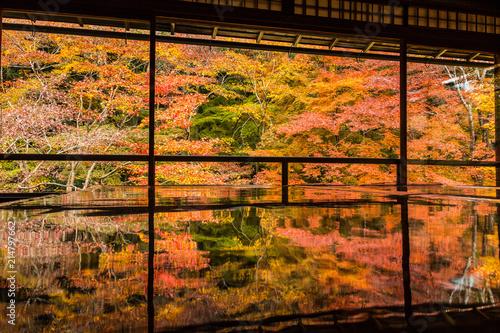 Spoed Foto op Canvas Kyoto kyoto