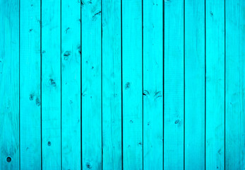 blue Wooden Vintage Style Texture